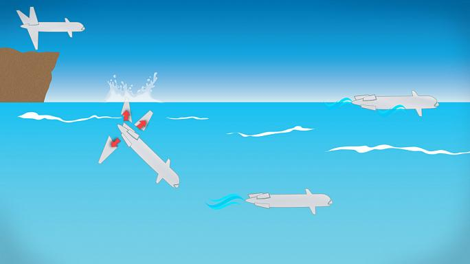 Drone des airs, drone des mers !