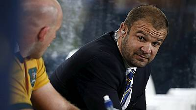 Rugby World Cup 2015: Cheika reveals Wallabies' 31-man squad