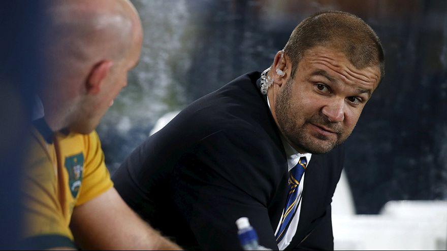 Mondiali rugby 2015: Cheika presenta i 31 Wallabies