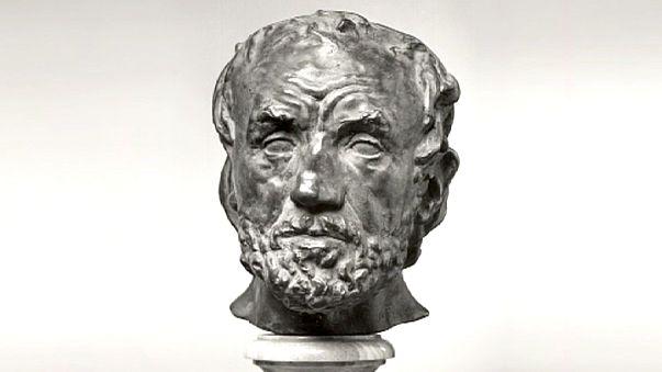 Rodin-Statue am helllichten Tag aus Museum gestohlen
