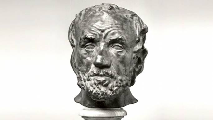Elloptak egy Rodin-szobrot egy dán múzeumból