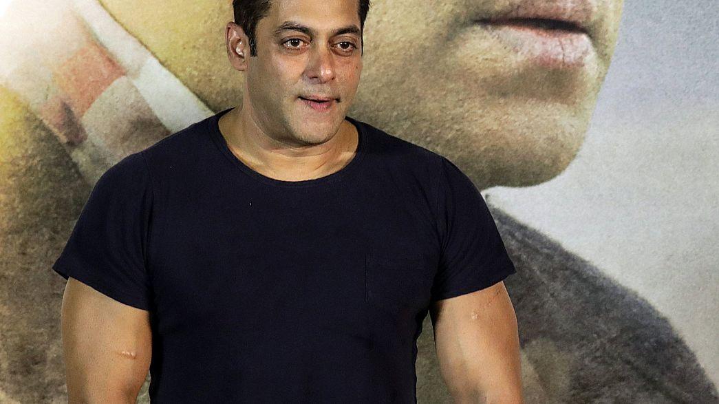Image: Bollywood actor Salman Khan