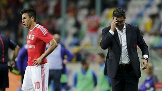 Liga Portuguesa, J2: Benfica faz pior que Porto e Sporting, Arouca lidera isolado