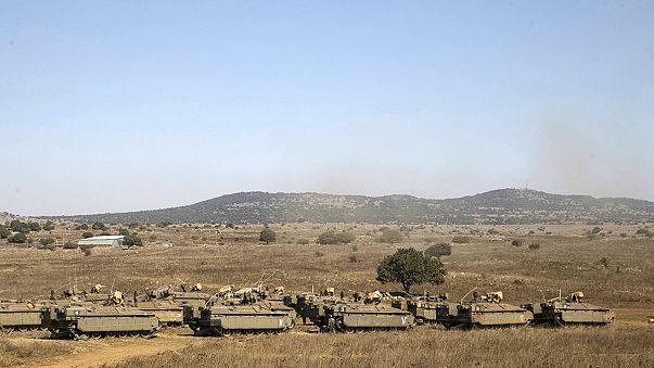 Ισραήλ και Συρία ανταλλάσουν πυρά, ενώ οι τζιχαντιστές εξαπλώνονται