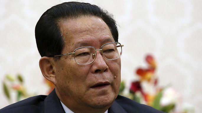 Háborúval fenyeget Kim Dzsong-Un