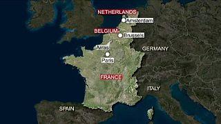 فرانسه تحقیقات را درباره تیراندازی در قطار آمستردام - پاریس آغاز کرد