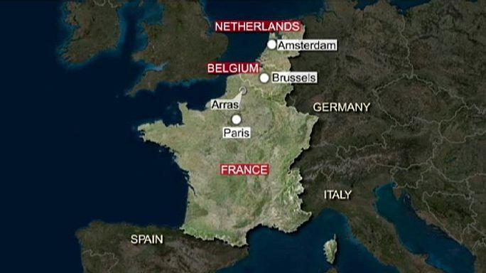 Fransa'daki tren saldırısını Amerikan askerleri durdurdu