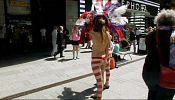 Times Meydanı'na sokak sanatçılarının girişi engellenecek