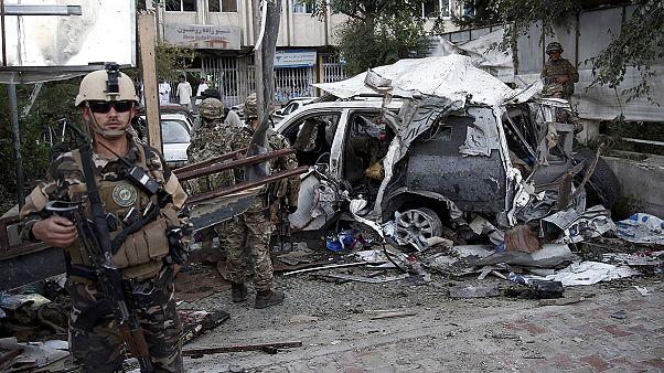 Φονική βομβιστική επίθεση στην Καμπούλ