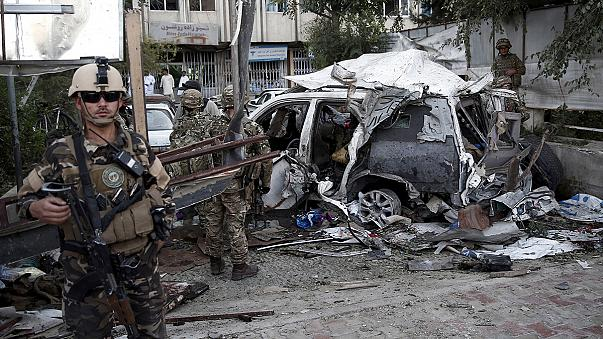 Afghanistan: attentato vicino ospedale a Kabul, muoiono 12 persone