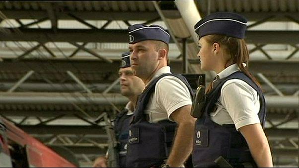 واکنش برخی مسافران به وضعیت امنیتی در قطارهای بین المللی در اروپا