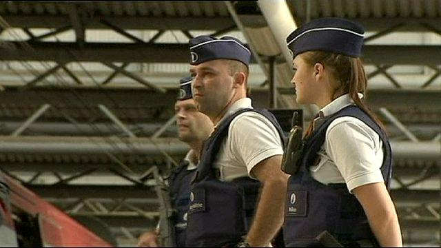 Бельгия и Франция ужесточают меры безопасности в поездах и на вокзалах