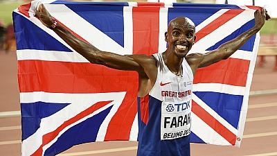 Mondiaux d'athlétisme de Pékin : Farah toujours en or sur 10 000 m