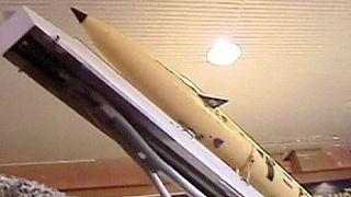 Irán presenta un nuevo misil de corto alcance