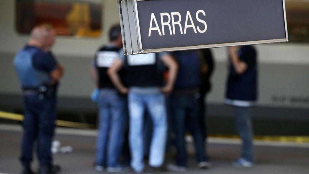 El atacante del tren de alta velocidad había vivido siete años en España