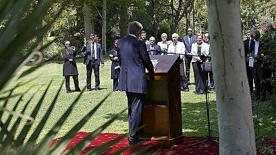 Iran: British embassy reopens in Tehran