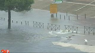 Deadly storms in South of France cause travel chaos