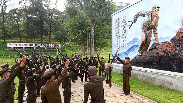 Президент Южной Кореи требует от КНДР извинений