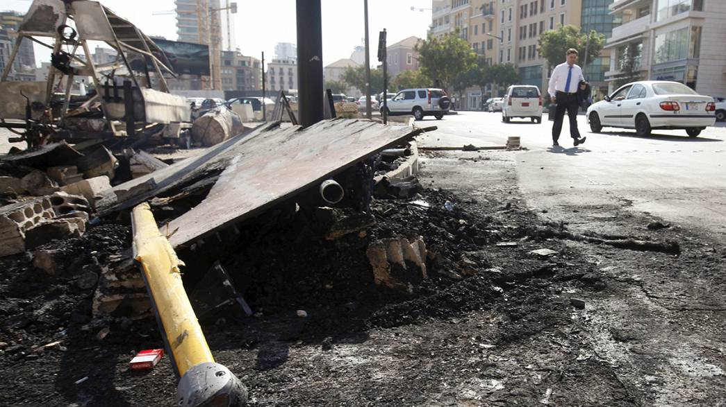 Lebanon: clean-up underway after second night of unrest