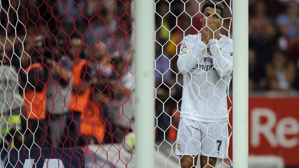 El Barça comienza la Liga por delante de un Real Madrid incapaz de marcar