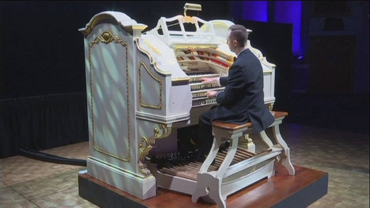 L'organo Wurlitzer re del cinema