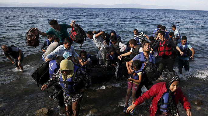 Athén, a bevándorlók átmeneti úti célja