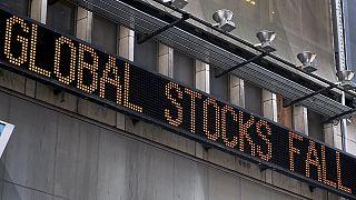 Las bolsas europeas se desploman, arrastradas por las caídas asiáticas