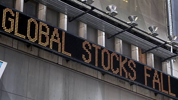 European shares tumble as China panics investors
