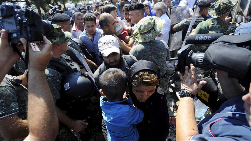 Сербия не справляется с наплывом нелегальных мигрантов