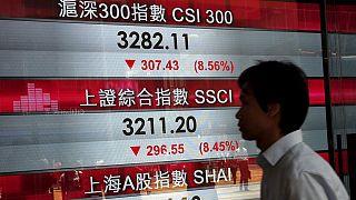 «دوشنبه سیاه» بازارهای سهام چین