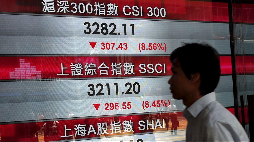 Çin hükümetinin önlemleri yatırımcıları memnun etmedi