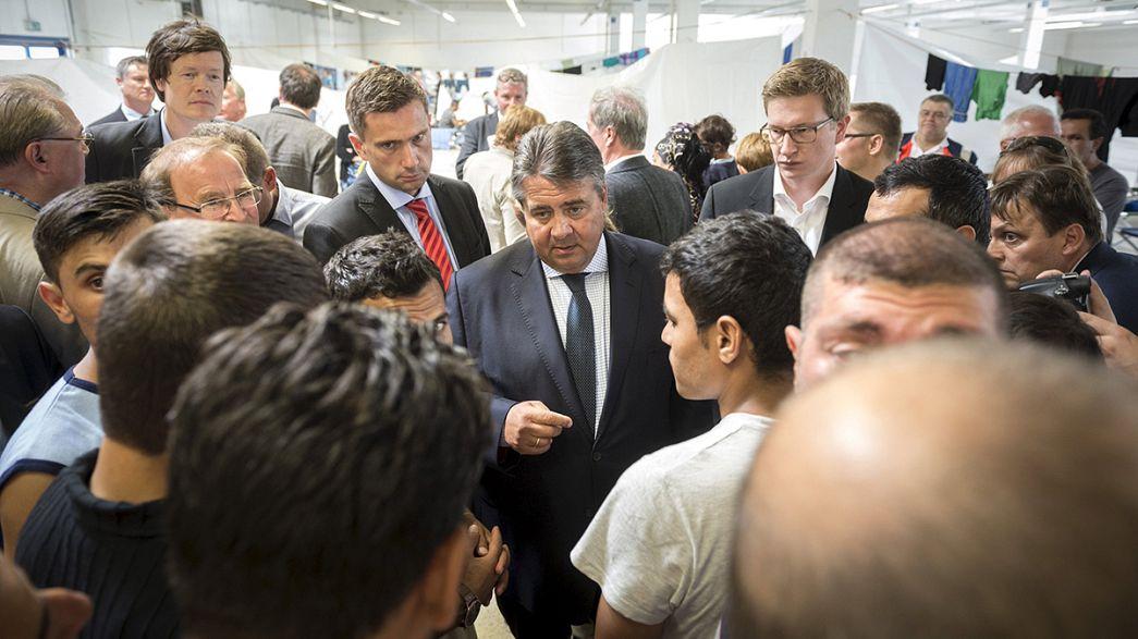 ألمانيا الرسمية تستنكر ردود الأفعال العنصرية المحلية تجاه المهاجرين