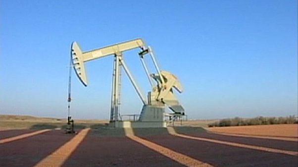 Zuhan az olaj ára