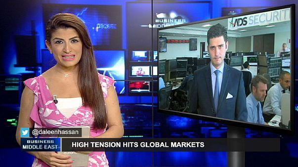 Mercados mundiais sob tensão
