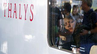 Ataque falhado a comboio Thalys intensifica preocupações com segurança europeia