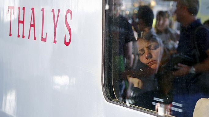 Attaque du Thalys: sécurité renforcée en Belgique