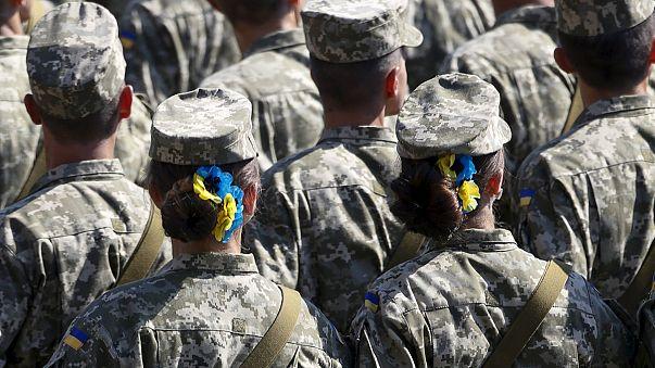 Függetlenség napja Ukrajnában a háború árnyékában