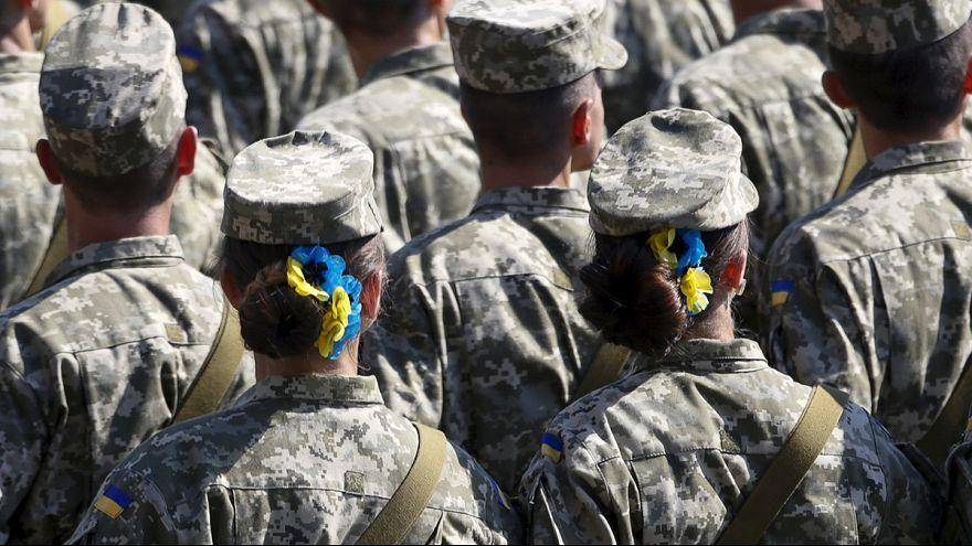 Ucrânia comemora Dia da Independência