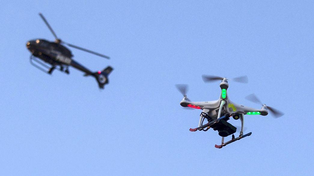 USA: Drohne sollte Schmuggelware ins Gefängnis fliegen