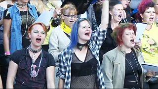 Χιλιάδες επισκέπτες σε πανκ Φεστιβάλ στην Εσθονία