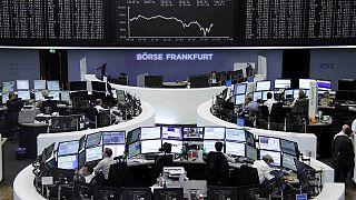 """Los parqués europeos se recuperar del batacazo del """"lunes negro"""""""