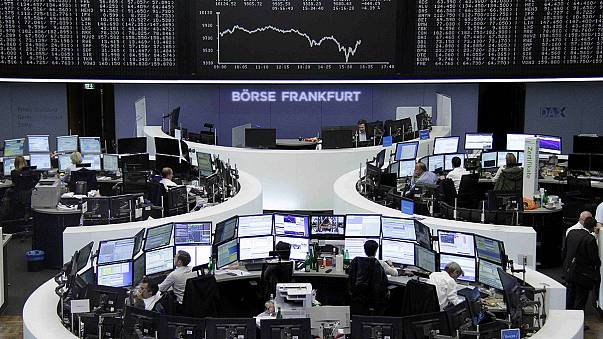 Europe's markets claw back some ground after sell-off