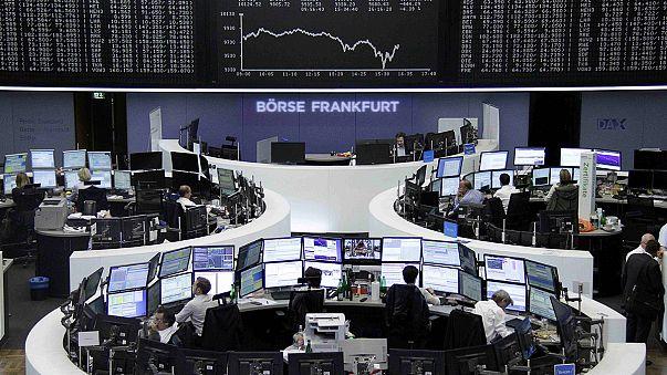هدوء نسبي في أسواق البورصة الأوربية