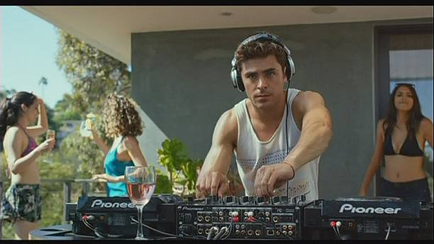"Efron takes dancehall vibe to big screen in ""We Are Your Friends"""