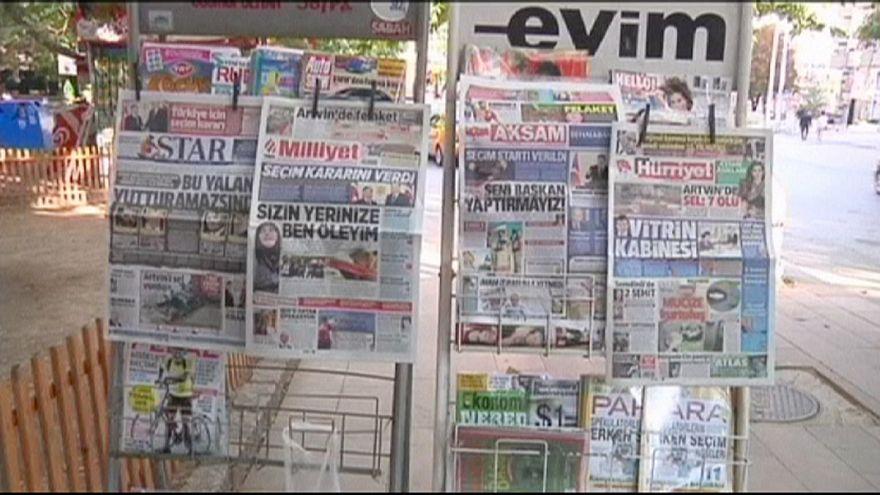 Turquía busca fecha para las elecciones anticipadas