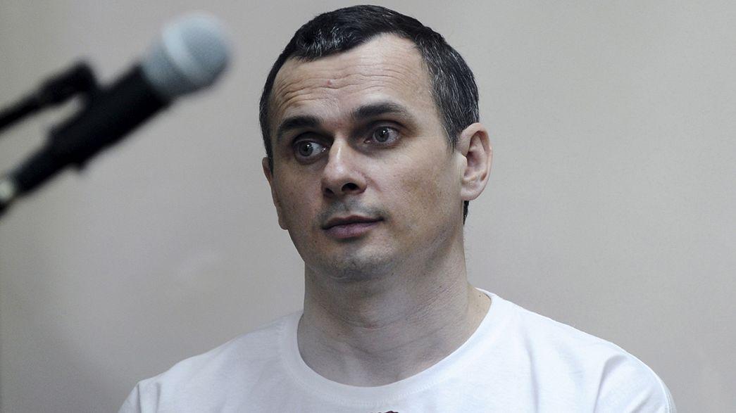 Russland: 20 Jahre Haft für ukrainischen Regisseur Oleg Senzow