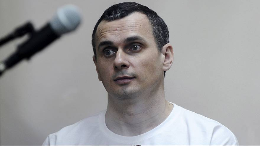 "Ukrainian film director Oleg Sentsov gets 20 years for ""terrorism"""