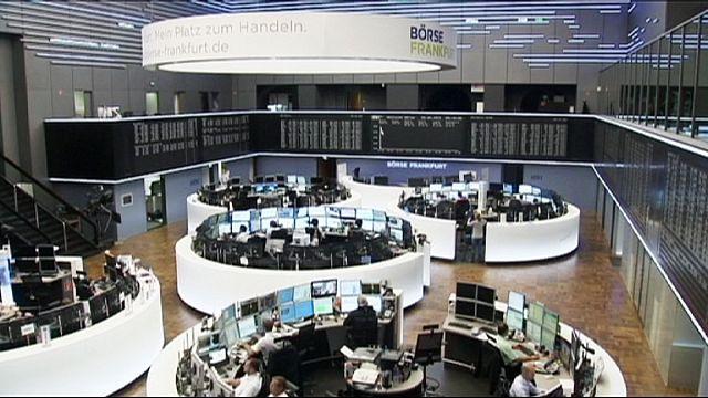 Фондовые рынки Европы сменили траурный окрас