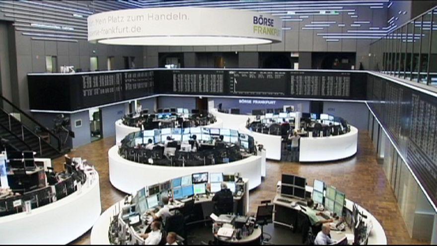 Las bolsas europeas se disparan cerca de un 5%, tras la bajada de intereses en China