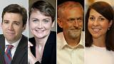 UK Labour Party leadership candidates: what you need to know